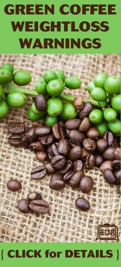 Maybe you've heard the buzz about the popular new Green Coffee Bean Extract supplement and would like to try it out yourself. Not so fast. Dr Oz said that not many manufacturers are selling effective supplements. So how do you know what to look for on the label? http://www.recapo.com/dr-oz/dr-oz-diet/dr-oz-green-coffee-bean-extract-warnings-what-to-watch-out-for/