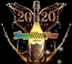 Happy New Year 2020 (animated GIF) - Megaport Media Happy New Year Pictures, Happy New Year 2020, Share Pictures, Animated Gifs, Projects To Try, Happy Birthday, Watch, News, Christmas