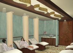 Senses - A Disney Spa at Disney's Saratoga Springs Resort is Now Taking Reservations: http://di.sn/dEL