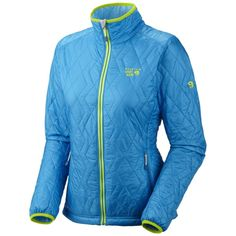 Pin for Later: Our Favorite Fitness Products of 2014 Mountain Hardwear Thermostatic Jacket