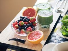 Breakfast Dessert, Daily Style, Delicious Food, Cantaloupe, Watermelon, Drinks, Healthy, Desserts, Drinking