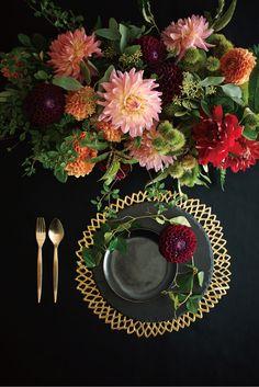TABLE COORDINATE | Vresset Rose