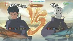 Obito Uchiha VS Tobi In A Naruto Shippuden Ultimate Ninja Storm 4 Match / Battle / Fight This video showcases Gameplay of Obito Uchiha VS Tobi In A Naruto Shippuden Ultimate Ninja Storm 4 Match / Battle / Fight