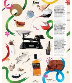 from Saveur december 2014 usa Real Estate Book, December 2014, Make It Simple, Usa, How To Make, U.s. States