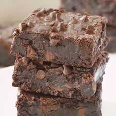 These really are the best dairy-free and gluten-free fudgy brownies! They can be made with teff, buckwheat or whole wheat for a non-GF version.