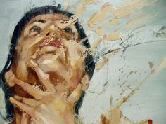 painting by cesar biojo