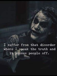23 Joker quotes that will make you love him more 50 Most Powerful Strong Mind Quotes to Inspire You Best Joker Quotes, Badass Quotes, Best Quotes, Joker Qoutes, Strong Mind Quotes, Quotes Positive, Motivational Quotes, Positive Vibes, Life Quotes Love