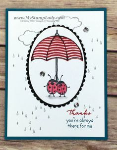 Stampin' Up! Weather Together and Love you Lots Hostess set from…