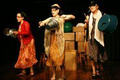 """A Siga La Cia se apresenta em bibliotecas de toda a cidade com o espetáculo """"Kachtanka"""". A entrada é Catraca Livre."""