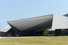 일본신건축 01 일본 규슈 게이분칸(Kyushu Geibun Kan museum, 九州芸文館)