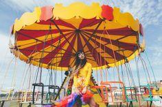 Sassy World Festival Lookbook Sass Fest Photographer: Maximilian Hetherington Stylist: Helena Lester-Card MUA: Alyson Burt Model: Emily Bador