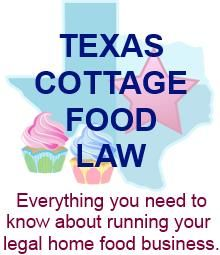 Texas Cottage Food Law Gt Resources Gt Sample Label It Is