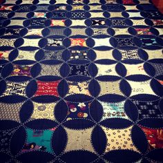 Kaleidoscope Japanese quilt
