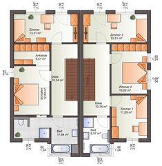 Duo 160 - Obergeschoss