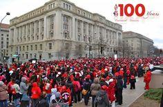 Sorors @ 50th Anniv of March on Washington (2013)