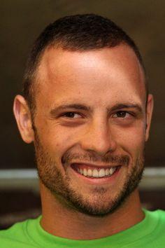Oscar Pistorius--best smile EVER