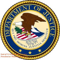 Us Department Of Justice, Us Attorney, Attorney General, Federal Prison, Federal Tax, Federal Bureau, Money Laundering, Law Enforcement, Investigations