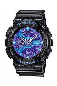 GA-110HC-1AER - G-Shock heren horloge