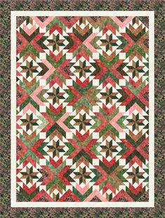 kaleidoscope quilt in progress (crazy mom quilts) | Kaleidoscope ... : northwoods quilt - Adamdwight.com