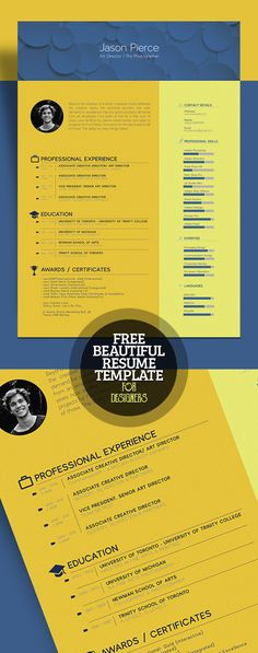 Resume CV - #Resumes Stationery Download here   - free beautiful resume templates