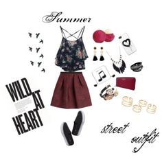 Summer street- outfit