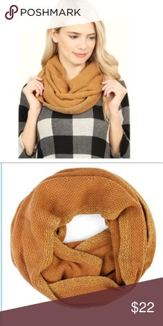 0f7779b751cc8 Gorgeous Fall Infinity Scarf Beautiful fall scarf to sip your pumpkin spice  latte.