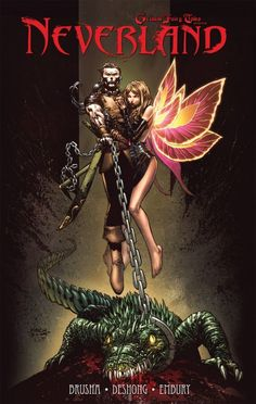 Grimm Fairy Tales Presents: Neverland Vol. 1 #Neverland #GFT #Zenescope