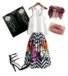Com que Brinco Eu vou by zavalle on Polyvore featuring polyvore Chicwish fashion style clothing