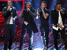 Last X Factor performance. Back to home. #EverybodySayJLSForever