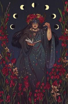 Welcome to Wicca Now lovelies! Join us on our journey as we explore the wonderful world of Wicca. Learn about spell casting, Wiccan rituals and magic. Art And Illustration, Illustrations, Witch Aesthetic, Aesthetic Art, Character Art, Character Design, Animation Character, Character Concept, Concept Art