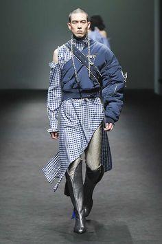 BLINDNESS Fall-Winter 2017/18 - Seoul Fashion Week