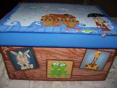 caixa Arca de Noé 1