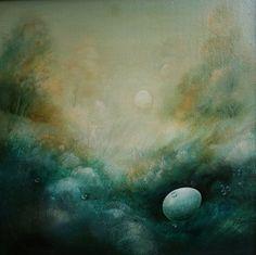 jitka gavendová The morning Celestial, Friends, Painting, Art, Art Background, Amigos, Boyfriends, Painting Art, Kunst