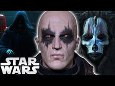 Top 7 Most Powerful Sith Lords - Star Wars Explained - YouTube