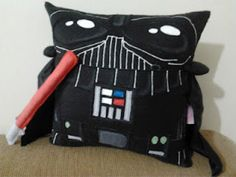 Almofada Darth Vader R$45,00