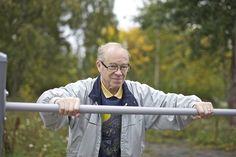 """#Seniorielämää Eloisa-kodissa: """"Omassa kodissa saa tehdä asioita itse."""" #seniorikoti #senioriasunto"""