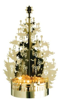 Jette Frölich Teelichtleuchter Weihnachtsbaum