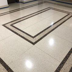 Tiles Design For Hall, Living Room Tiles Design, Room Door Design, Wooden Door Design, Tile Design, Hall Flooring, Unique Flooring, Granite Flooring, Terrazzo Flooring