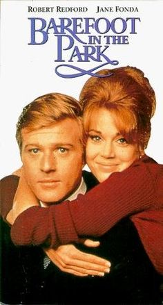 Barefoot In The Park (1967) - Combines love and laughs. Paul Bratter is a newly married lawyer. Corrie Bratter is a newly married woman whose main goal in life is to have fun and to have it with Paul. Together they learn how to live and love in an apartment that's laughably small in New York and located on the fifth floor of a building with no elevator. Corrie's mother has some of the funniest lines.