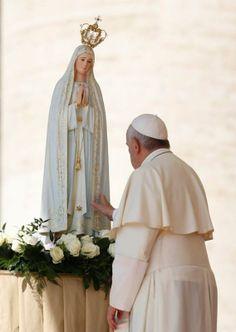 Espiritualidade e Mística Franciscana | Itinerário Mariano Missionário do Evangelizador Franciscano. Paz e Bem !