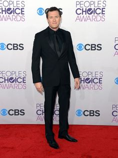 39th Annual People's Choice Awards - Arrivals Jason O'Mara
