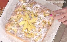 La ricetta della torta pesche e mandorle a La prova del cuoco ricette dolci 24 maggio 2018