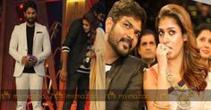 #AlluArjun #Nayantara #VigneshShivan Nayantara's 'Love, Hug & Kiss' with Boyfriend on stage irked Allu Arjun !
