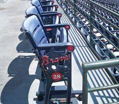 Stadium Seats - Turner Field