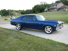 70' Chevy Nova