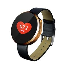 97.79$  Buy now - http://ali5te.worldwells.pw/go.php?t=32611553285 - Waterproof Smartwatch Heart Rated Monitor Bluetooth Smart Watch Phone Pedometer Sleep Tracker for iPhone Samsung Sony HTC Moto 97.79$