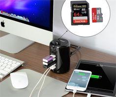 À défaut de vous offrir le vrai, voici le hub USB Mac Pro [MàJ] | MacGeneration