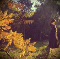 Autumn for me and my baby girl