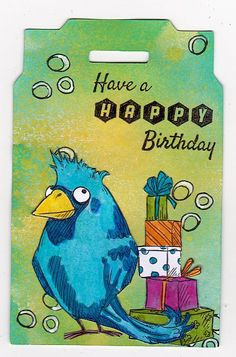 Happy Birthday (Katzelkraft)