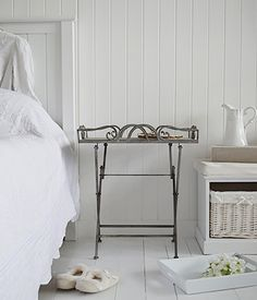 Rosewood Grey Bedside Table Grey And White Bedroom Furniture New England Scandi And